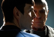 TOS Cast   Leonard Nimoy / by Enterprise Restoration