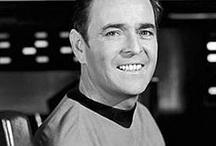 TOS Cast   James Doohan / by Enterprise Restoration