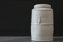 Edmund De Waal - porcelain vessels