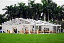Tents / Wide selection of tents.