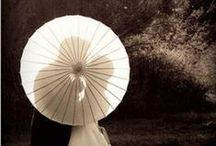 Wedding Parasols / Looking for something different or ideas around keeping your guests shaded?