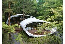 Architecture  / by Rial de Wet