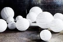 Bamboo Paper Lanterns / These paper lanterns can be used to add texture to any overhead or hanging décor feature, at any event. Available in white, these lanterns are perfect if you're looking for something a little unconventional. Bamboo lanterns are also great for use in home décor, and will complement any colour scheme or theme, in any room. Visit http://www.lightalantern.co.za/collections/paper-lanterns/products/bamboo-round-lantern