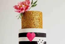 Wedding Cakes / Gorgeous and creative wedding cakes