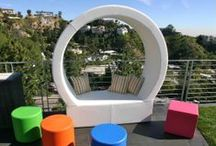 Modular Indoor/Outdoor Furniture Collection