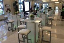 Lit Furniture / Lit bars and bar tables