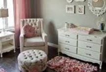Babies room / Ideas for decorating our babies room!!