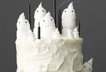 Spooky Treats / Scary, spooky, creepy, gooey, and gross sweet treats for Halloween.