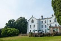 Court Colman Manor / Have a look at our beautiful rooms and décor at our South Wales Hotel and Wedding Venue.
