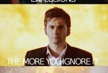 Doctor who / I watch doctor who Doctor who is cool