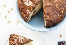 Taarten en zoetigheid / Taarten en zoetigheden