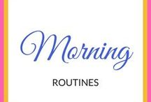 Capable Students in the Morning / Inspiring morning routines to get Capable  Students going.