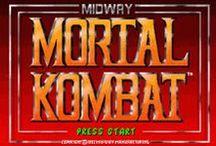 Mortal Kombat / Flawless Victory.