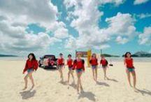 AOA / Seolhyun, Choa, Jimin, Yuna, Mina, Hyejeong, Chanmi, Youkyung.