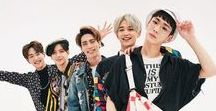 SHINee / Taemin, Onew, Key, Jonghyun and Minho.