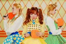 Orange Caramel / Lizzy    Raina     Nana.