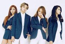 f(x) / Amber, Krystal, Luna and Victoria.