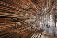Spaces / Interior Spaces Pinned by Neidhardt