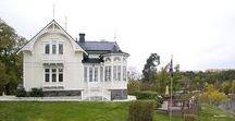 Sveitsershuset mitt / Norwegian sveitserstyle architecture