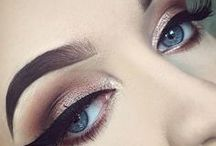 Stunning Makeup / Stunning Makeup looks & tips | Custom designed jewelry using unique druzy stones • Handcrafted necklaces, earrings, bracelets & rings • High quality vegan nail polish | ShopWrenn.com