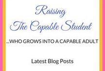 The Capable Student Blog Posts / homework help, homework tips, kids, families, parenting