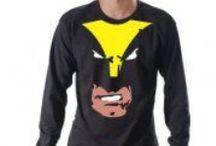 camisetas de SuperHeróis / camisetas estampadas super heróis, 100% algodão, vários tamanhos e cores