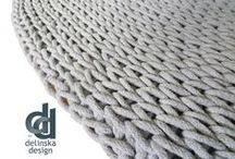 HAND MADE rugs / Cotton rug