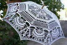 Virkat / Crochet / by Kicki Strandqvist