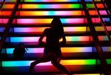 Stairways...