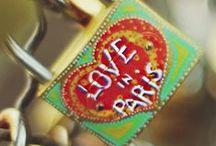L O V E / Paris.. the city of love