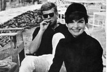 "John & Jackie Kennedy / Original exhibition in France about JFK. ""JFK 1963-2013"" is one of the essential cultural events in Paris Fall 2013. Galerie Joseph located 7 street Froissart - 75003 Paris"