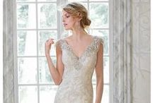 Maggie Sottero / Some of the gorgeous Maggie Sottero gowns now in stock!