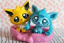 My LPS customs <3