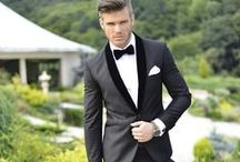 Groom's Gear / Tips and advice to look sharp on the big day. #groom #style #wedding