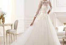 Gorgeous Wedding Dress / Wedding dresses that take our breath away. #dress