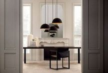 minimal design in neo-classical interior