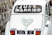 WEDDING | CAR