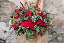 Red Wedding / Anything and everything to inspire a wedding with shades of red!
