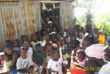 Haiti LOVE / The people of Haiti have been our inspiration at One Mission from the get-go.  It's simple. We love them.