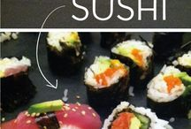 Sushi Love / Some ideas about sushi