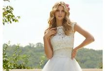 Destination Wedding / A selection of the gowns we have in store which would be ideal for a #destination wedding!