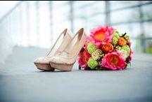 Brautstrauß / Der Brautstrauß darf bei einer Hochzeit nicht fehlen! Hier gibt es eine Auswahl an schönen Sträußen.