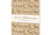 Weihnachtskarten / Aktuelle Weihnachtskartenkollektion für das Jahr 2015/2016 mit edlen, lustigen, ausgefallenen & klassischen Weihnachtskarten direkt bei der Druckerei Wimmer Druck in Aachen oder bei Top-Kartenlieferant bestellen.