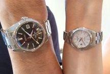 人生の節目の腕時計 / お客様が『人生の大切な瞬間』『人生の節目』に出逢った腕時計の写真と、その時計の想い出について教えてもらいました! My fondness watch who met in milestone of life.