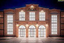 Werkstatt Auto Museum, Germany / Project by NoveltyAE Architecture Studio