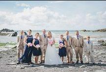 Real Weddings Wearing Jeff Banks / Real weddings with people wearing Jeff Banks