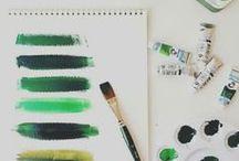 colour - Green