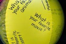 Activities Ideas
