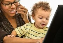 Screentime / Pinning the best in mobile apps, TV shows, movies, video games for working moms and our families.