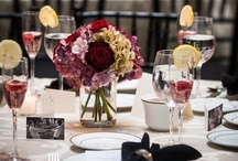 Tablescape / by Liya May